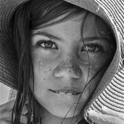 amy's photo in BW 2